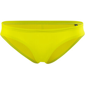arena Unique Bas de maillot de bain Femme, soft green-yellow star